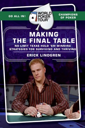World Poker Tour(TM): Making the Final Table book image