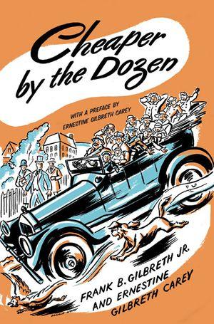 Cheaper by the Dozen book image