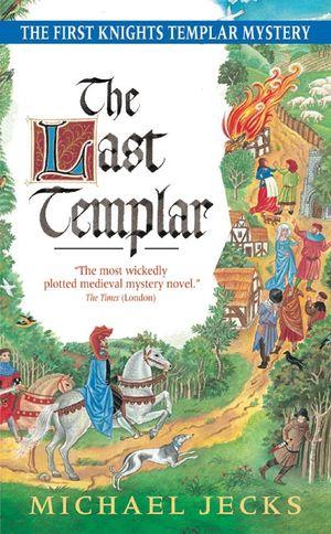 The Last Templar book image