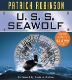 U.S.S. Seawolf CD Low Price CD-Audio ABR by Patrick Robinson