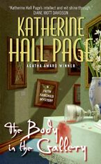 The Body in the Gallery Paperback  by Katherine Hall Page
