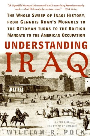 Understanding Iraq book image