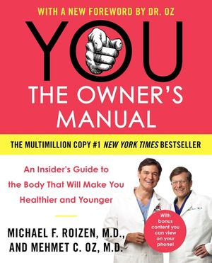 YOU: The Owner's Manual book image