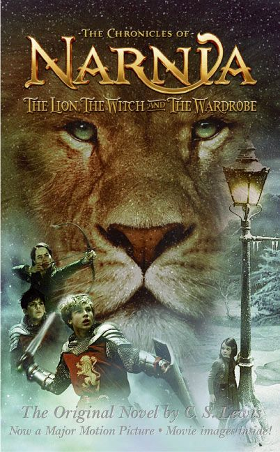 The Lion The Witch And The Wardrobe Movie Tie In Edition