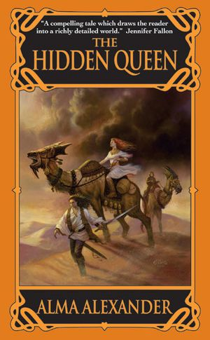 The Hidden Queen book image