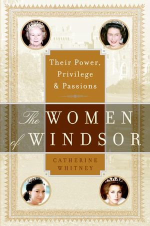 The Women of Windsor book image