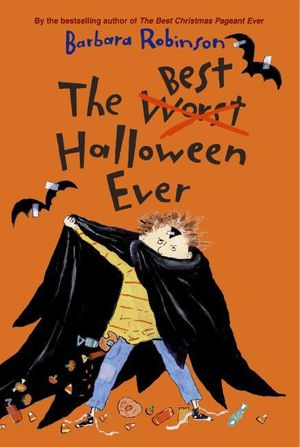 The Best Halloween Ever book image