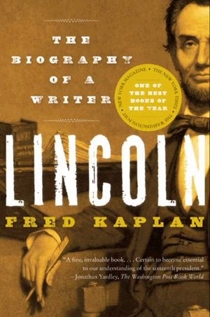 Lincoln book image
