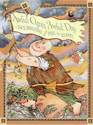 Awful Ogre's Awful Day book image