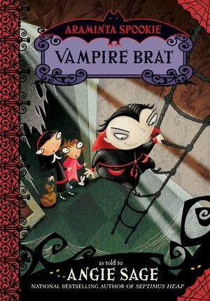 Araminta Spookie 4: Vampire Brat book image