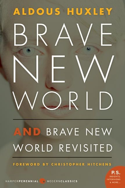 a book report on aldous huxleys brave new world The novel, brave new world (first published in 1932) by aldous huxley (1894-1963), portrays an ultramodern society that dehumanizes through the dearth of.