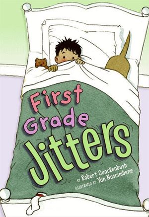 First Grade Jitters book image