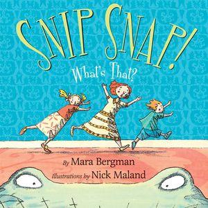 Snip Snap! book image