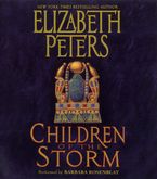Children of the Storm Downloadable audio file ABR by Elizabeth Peters