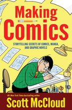 Making Comics Paperback  by Scott McCloud