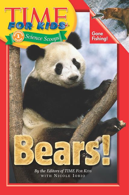 Time For Kids: Bears! - Editors of TIME For Kids - Paperback