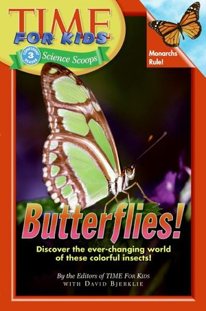 Time For Kids: Butterflies! book image