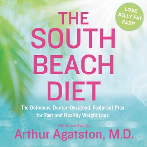 The South Beach Diet book image