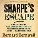 Sharpe's Escape Downloadable audio file UBR by Bernard Cornwell