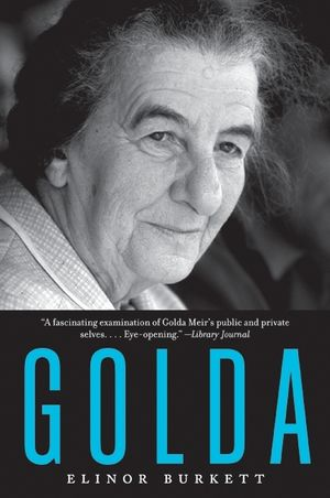 Golda book image