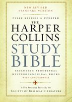 The HarperCollins Study Bible Hardcover  by Harold W. Attridge