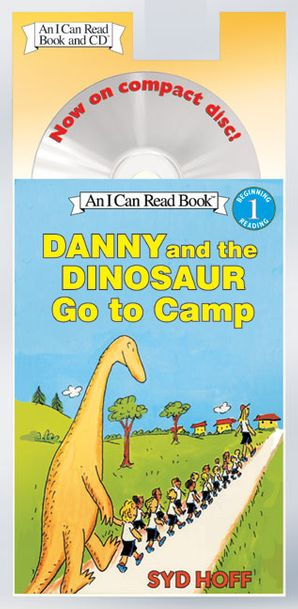 Danny and the Dinosaur Go to Camp Book and CD
