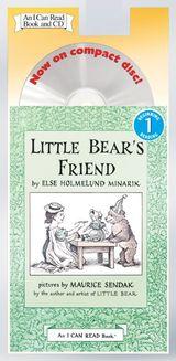 Little Bear's Friend Book and CD