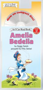 Amelia Bedelia Book and CD CD-Audio ABR by Peggy Parish
