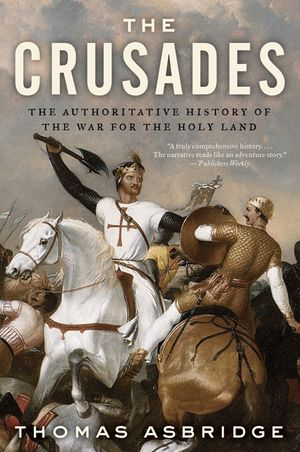 The Crusades book image