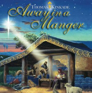 Away in a Manger book image