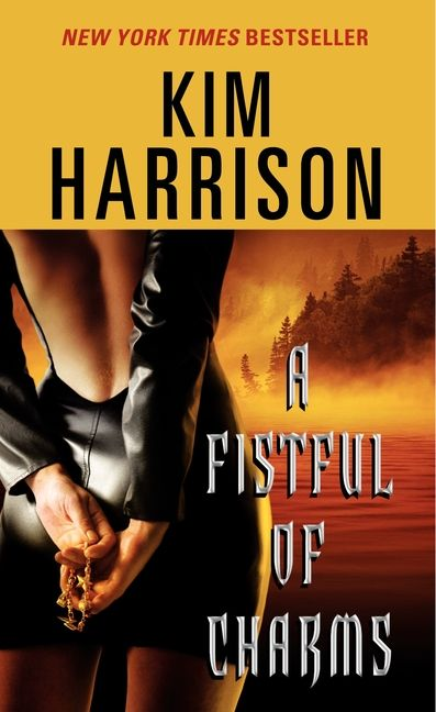 Book cover image: A Fistful of Charms