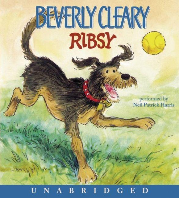 ribsy book report