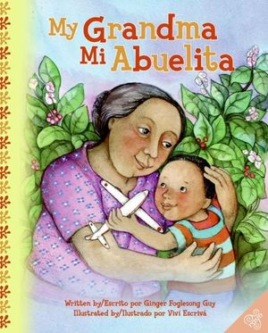 My Grandma/Mi Abuelita book image