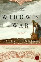 The Widow's War Paperback  by Sally Cabot Gunning