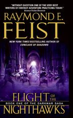 Flight of the Nighthawks Paperback  by Raymond E. Feist
