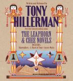 Tony Hillerman: The Leaphorn and Chee Audio Trilogy CD-Audio ABR by Tony Hillerman