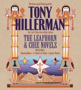 Tony Hillerman: The Leaphorn and Chee Audio Trilogy