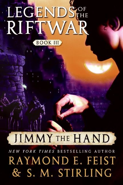 Jimmy the hand raymond e feist paperback enlarge book cover fandeluxe Choice Image