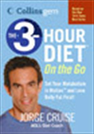 The 3-Hour Diet (TM) On the Go (Collins Gem) book image