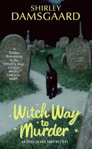 Witch Way to Murder book image