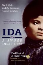 Ida: A Sword Among Lions Paperback  by Paula J. Giddings