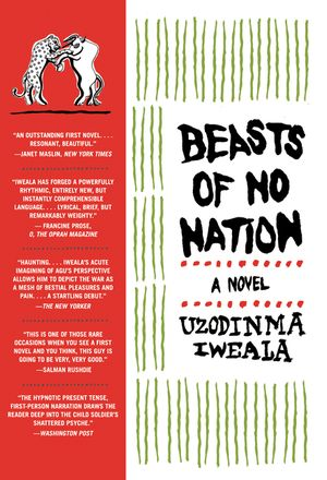 Beasts of No Nation book image