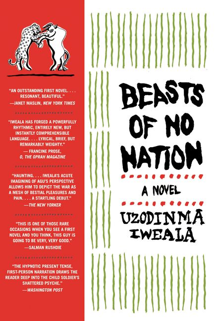 Image result for Beasts of No Nation book vs netflix