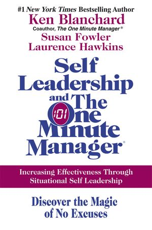 Self Leadership and the One Minute Manager book image