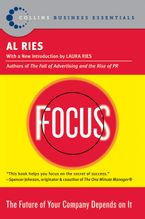 Book cover image: Focus: The Future of Your Company Depends on It