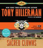 Sacred Clowns CD Low Price CD-Audio ABR by Tony Hillerman