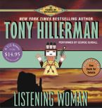 Listening Woman CD Low Price CD-Audio UBR by Tony Hillerman