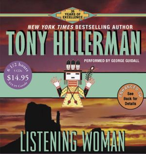 Listening Woman CD Low Price book image