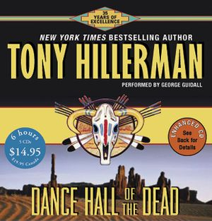 Dance Hall of the Dead CD Low Price book image