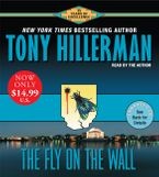 The Fly on the Wall CD Low Price CD-Audio ABR by Tony Hillerman